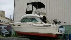 1986 Sea Ray 300 DB