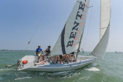 2007 Custom Corporate Sailing SL Tom 28 Ceccarelli