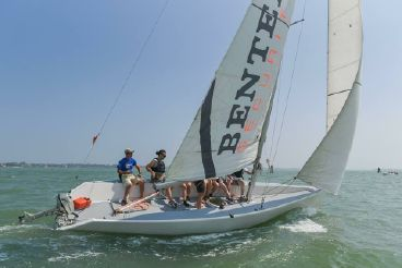 2007 Custom Corporate Sailing SL Tom 28 Ceccarelli