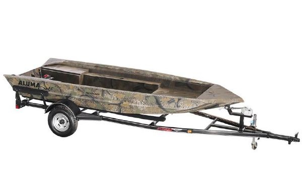2018 Alumacraft Waterfowler 15 Camo