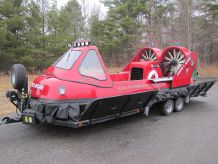 2011 Custom Hovergard 1000 Hovercraft