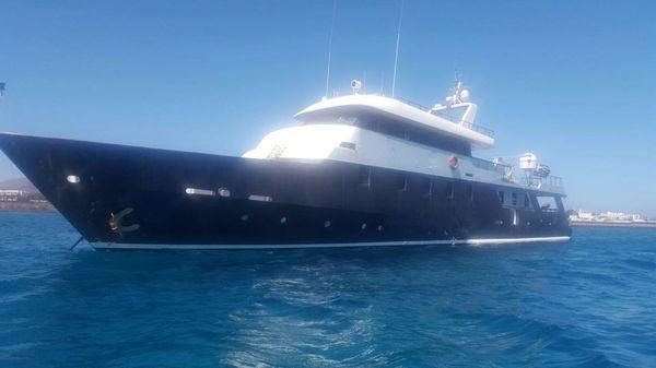 Anastasiades & Tso Custom 40m Superyacht