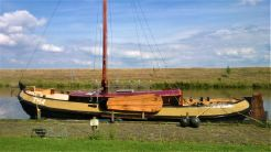 1900 Lemsteraak sailing ship