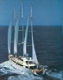 1993 Three Masted Steel Sail/cruiser Unknown