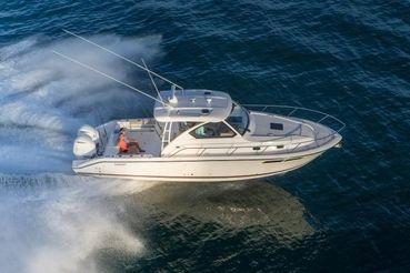 2021 Pursuit 355 Offshore