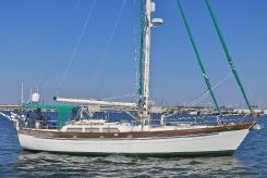 1986 Hans Christian Yachts Christina 43