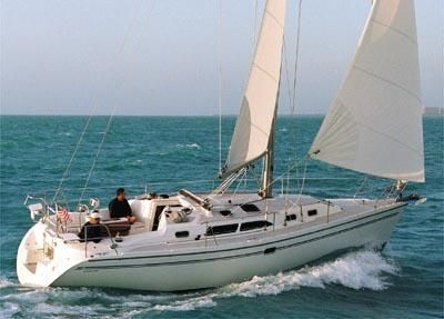 Catalina 350 Manufacturer Provided Image