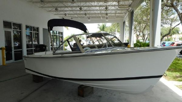 Rossiter 17 Closed Deck Classic Runabout