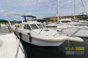 1991 Eider Marine SEA ROVER 7600