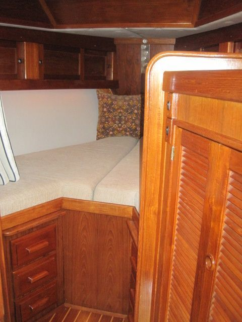 Fwd stateroom 2