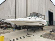 1998 Sea Ray 250 Sundancer
