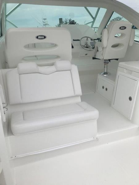 Deck 2 - Helm Deck Seating