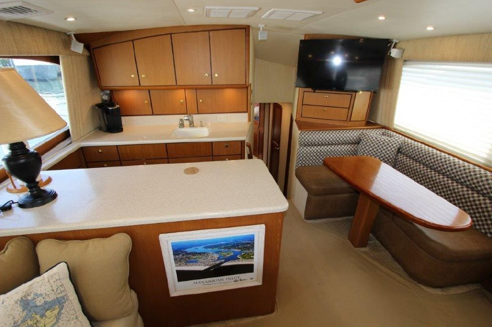 2006 Ocean Yachts 46 Super Sport - Galley 1