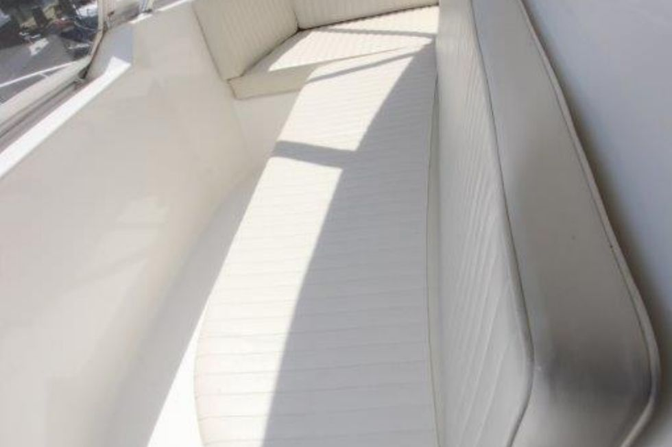 2006 Ocean Yachts 46 Super Sport - Deck 2 - Forward Bridge Seating