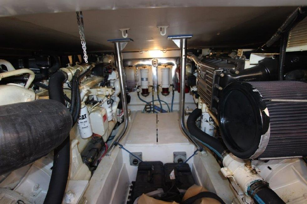2006 Ocean Yachts 46 Super Sport - Engine & Mechanical Equipment 1