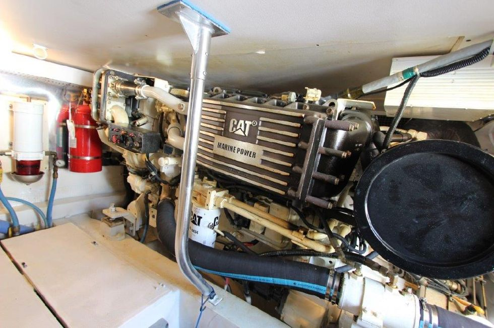 2006 Ocean Yachts 46 Super Sport - Engine & Mechanical Equipment 2