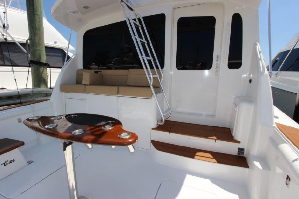 2006 Ocean Yachts 46 Super Sport - Cockpit / Fishing Equipment 1