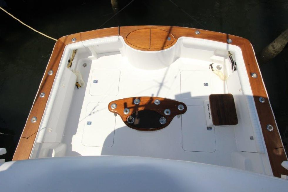 2006 Ocean Yachts 46 Super Sport - Cockpit / Fishing Equipment 2