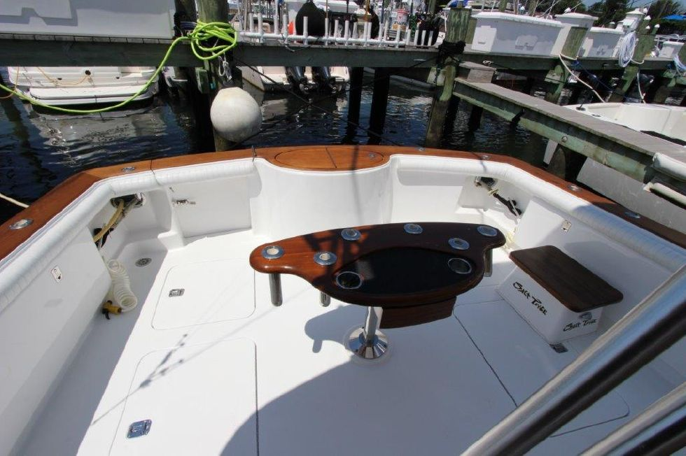 2006 Ocean Yachts 46 Super Sport - Cockpit / Fishing Equipment 3