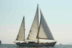 1998 Custom Bermuda Rig Ketch