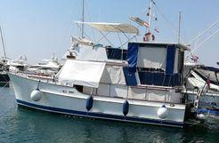 1981 Island Gypsy 39 Trawler