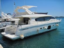 2008 Ferretti Yachts Ferretti 630