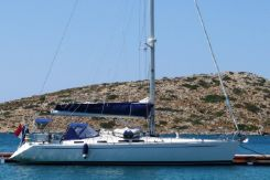 2007 Sweden Yachts 45