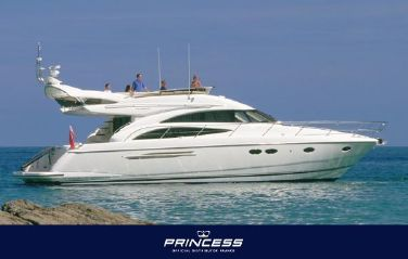 Princess 57 FLYBRIDGE