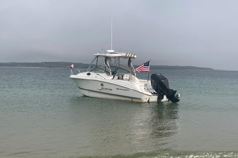 2004 Wellcraft Coastal 252