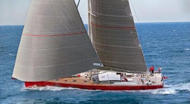 2013 Maxi Dolphin Cruiser-Racer