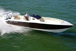 2012 Nor-Tech 340 Sport Open with triple Mercury 300 Verado`s