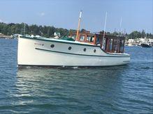 1936 Custom Nunes Brothers Raised-Deck Cruiser