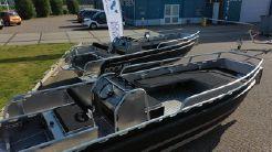 2021 Dock Steel 650 met 50 PK Yamaha
