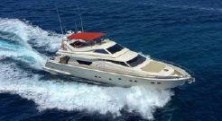 1997 Ferretti Yachts FERRETI 80