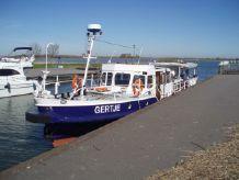 1965 Barge Hamburger Barkas