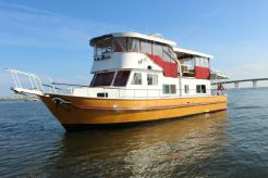 1969 Monark Motor Yacht