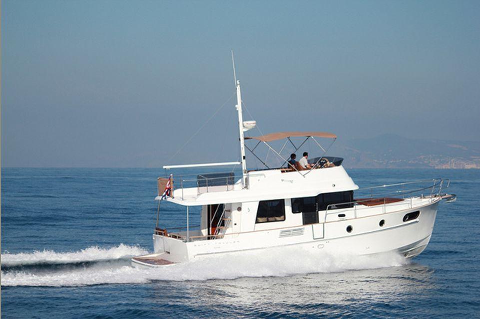 2019 Beneteau Swift Trawler 44 44 Boats for Sale - MCA Yachts