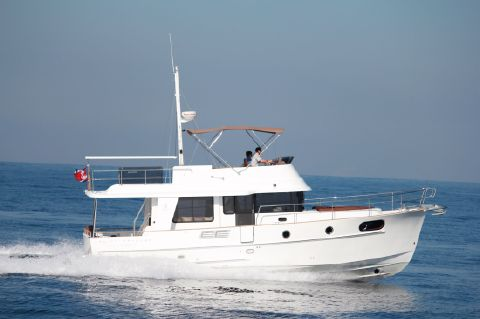2019 Beneteau Swift Trawler 44 - Manufacturer Provided Image: Manufacturer Provided Image