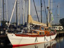 1970 Laurent Giles Dorus Mor Ketch