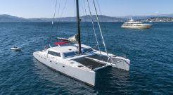 2003 Custom TriMarine VPLP Catamaran