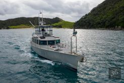 2014 Circa Marine FPB 64 Orca
