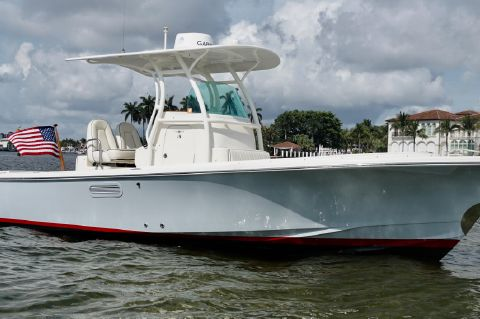 2008 Hunt Yachts 25' Center Console