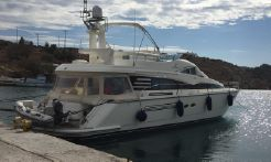 2000 Fairline Squadron 62 Flybridge