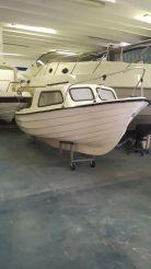 1988 Custom Family Boat Family 500