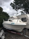 2006 Quicksilver 430 Flamingo