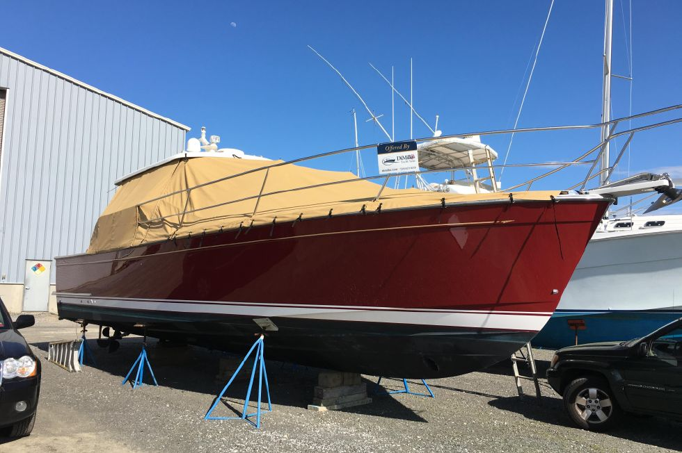 2005 Sabre 38 Hardtop Express Boats for Sale - DiMillo's