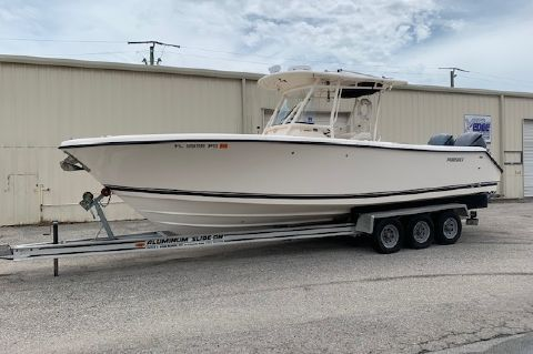 2011 Pursuit C280