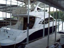 2006 Sea Ray 52 Sedan Bridge