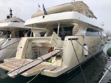 2008 Ferretti Yachts Custom Line Navetta 86'