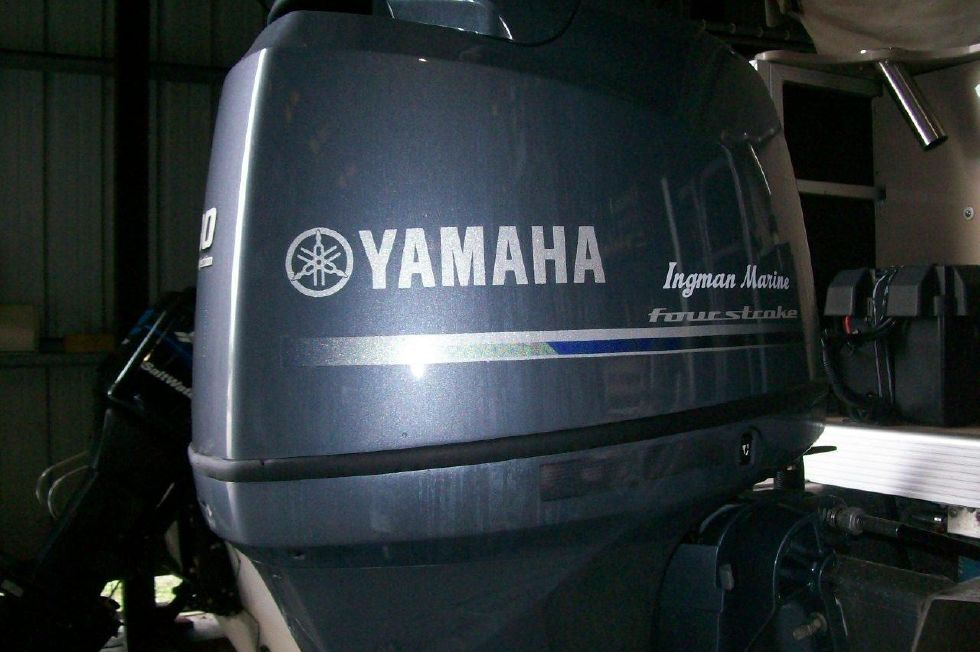 Yamaha w/ less than 100 hours